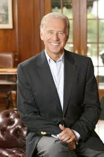 Joe Biden Smiles