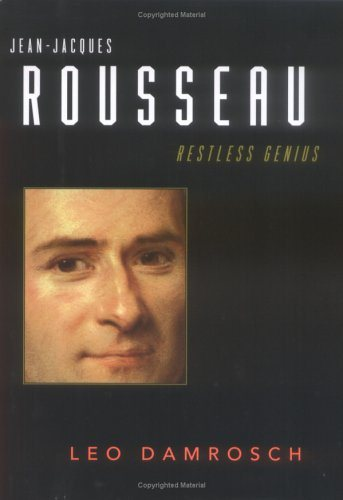jean-Jacques Rousseau books