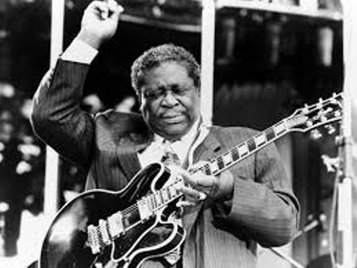 BB King Guitar