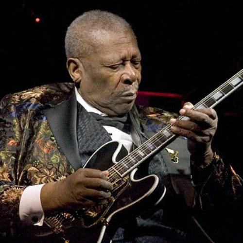 BB King Pic