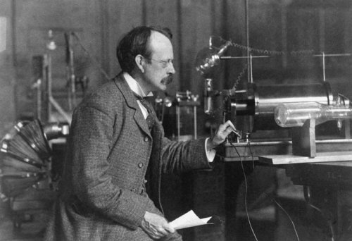 JJ Thomson Experiment
