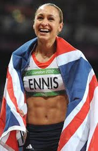 Jessica Ennis  Facts