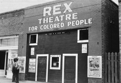 Jim Crow Laws Cinema
