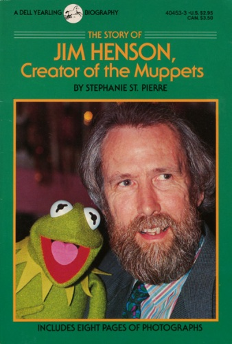 Jim Henson Book