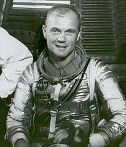John Glenn Facts