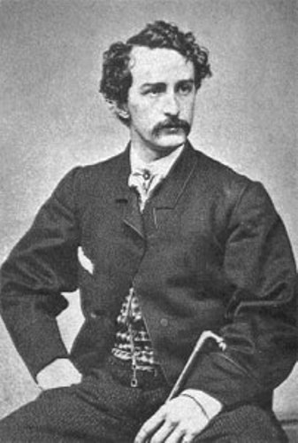John Wilkes Booth Pic