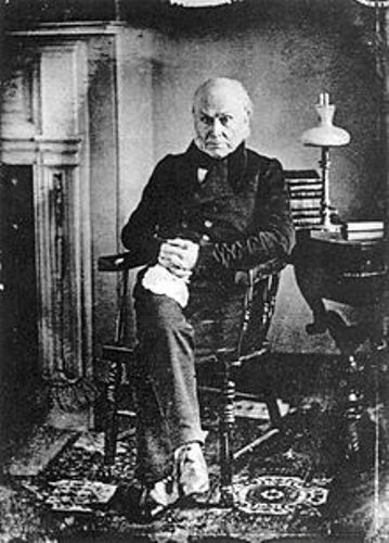 John quincy Adams Full Pic