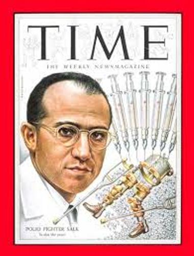 Jonas Salk Time