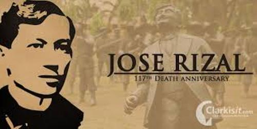 Jose Rizal Death
