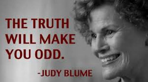 Judy Blume Facts