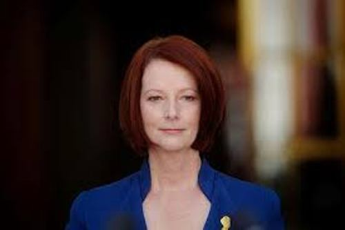 Julia Gillard Beauty