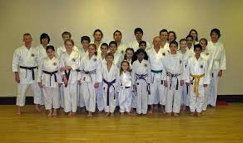 Karate Students