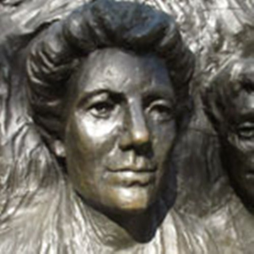 Kate Sheppard Statue
