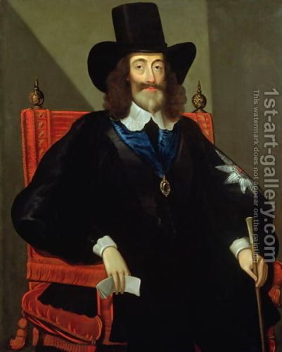 King Charles 1st Image