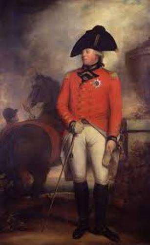 King George III Pic