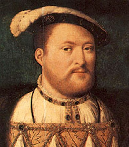 King Henry VIII facts