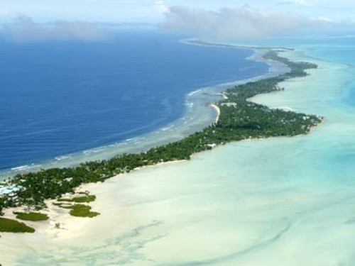 Kiribati View