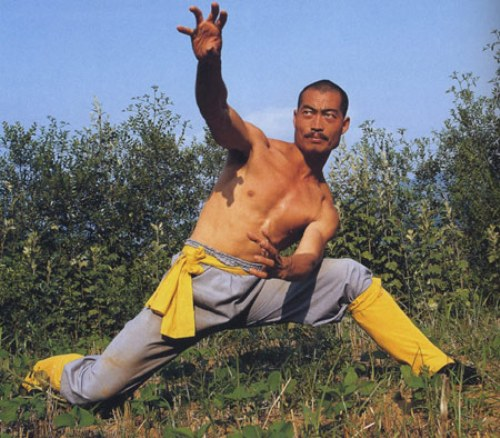 Kung Fu  Actor