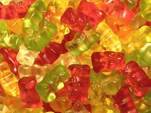 gummy bear pic