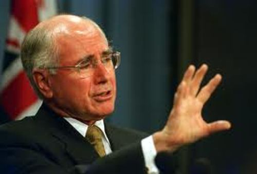 john howard Facts