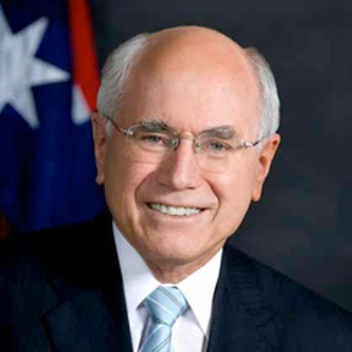 john howard Now