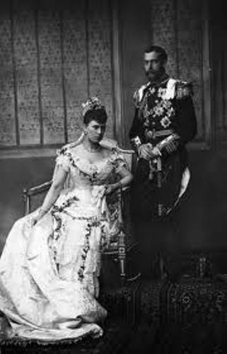 king george v marriage