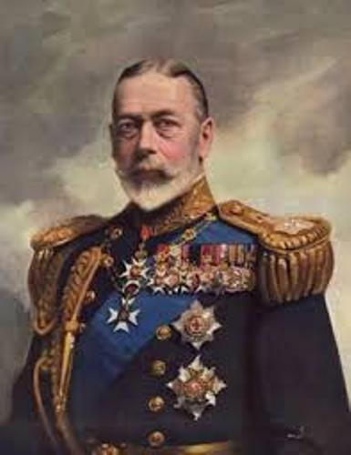 king george v pic