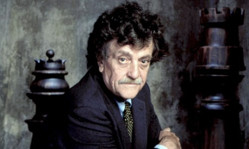 the early life family and education of kurt vonnegut Kurt vonnegut life happens too fast for you ever to think about it if you could just persuade people of this, but they insist on amassing information.