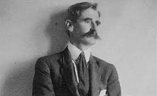 Henry Lawson Pic