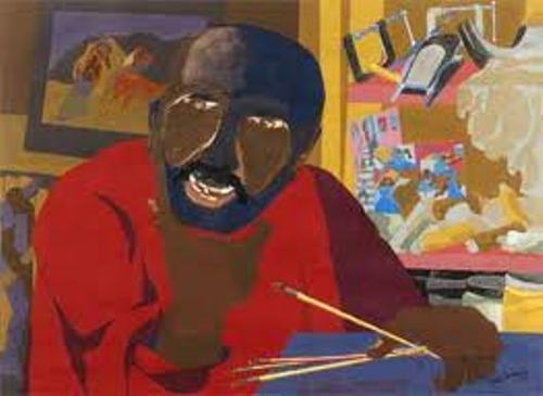Jacob Lawrence Pic