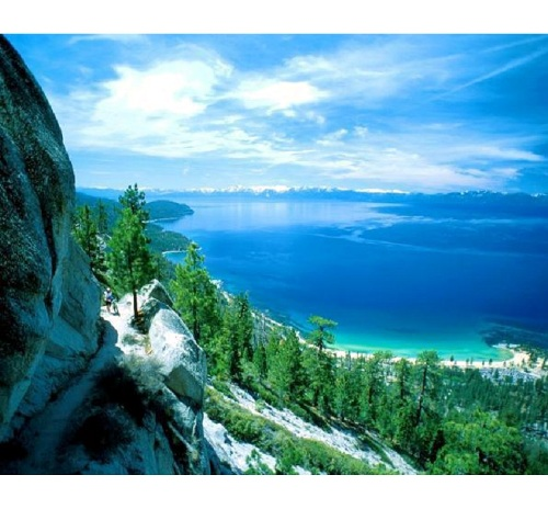 Lake Tahoe Blue