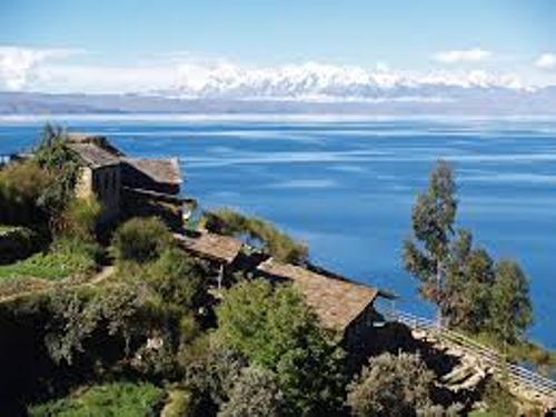 Lake Titicaca Pic
