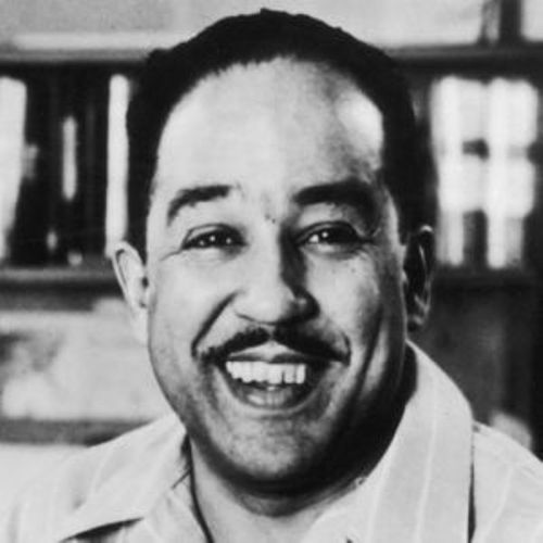 Langston Hughes Pic
