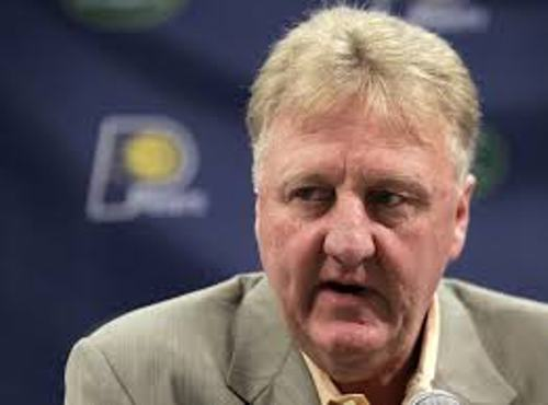 Larry Bird Old