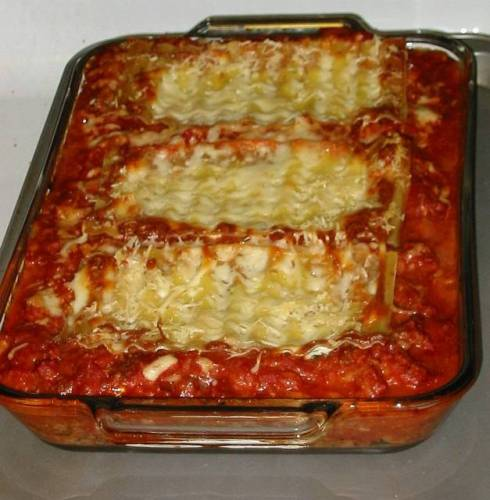 Lasagna Cheese
