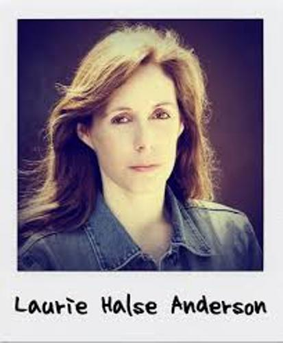 Laurie Halse Anderson American Writer