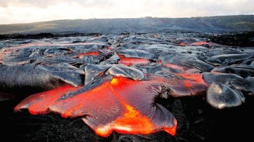 Lava on Earth