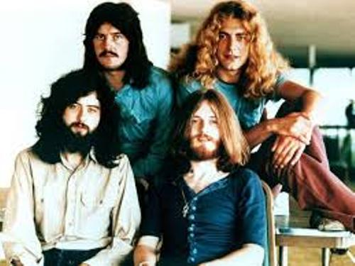 Led Zeppelin Young