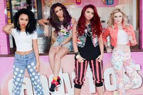 Little Mix Fashion