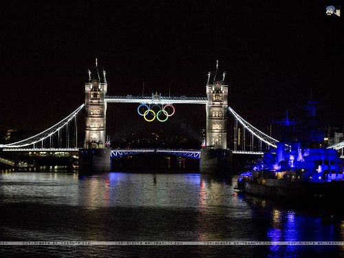 London Olympics 2012 Wallpaper