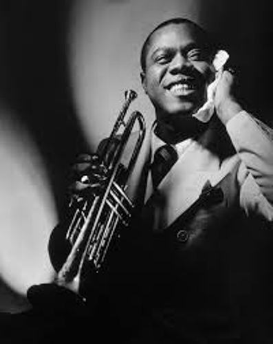Louis Armstrong Pic