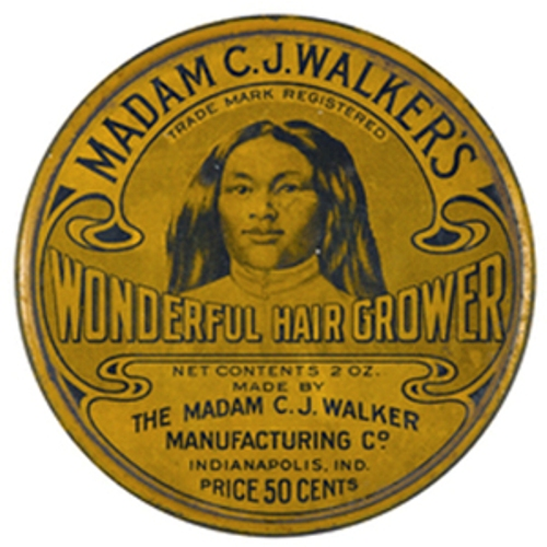 Madam CJ Walker Facts