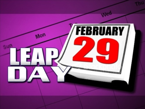 leap year pic