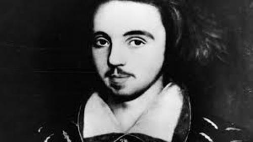 Christopher Marlowe Pic