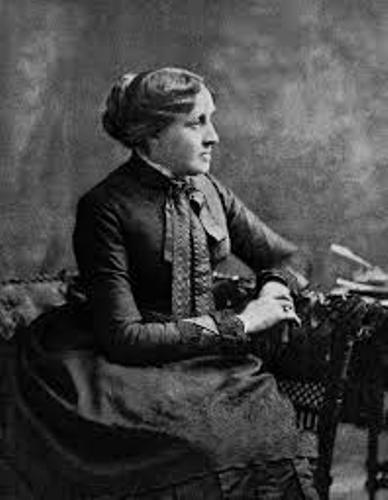 Louisa May Alcott Pic