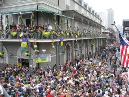 Mardi Gras Happy