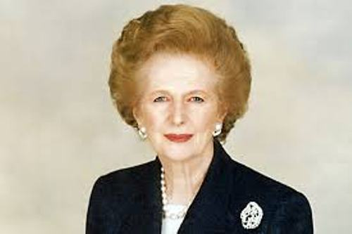 Margaret Thatcher PM