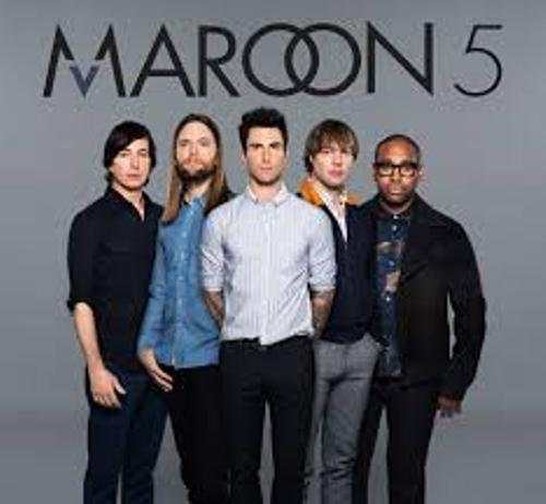 Maroon 5 Pic