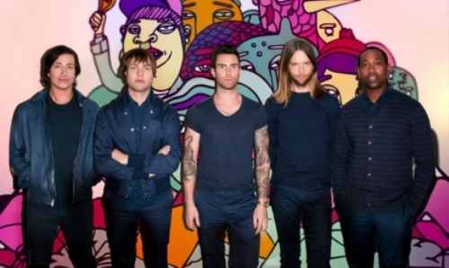 Maroon 5 facts