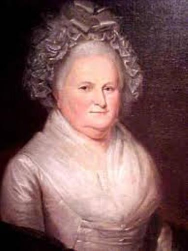 Martha Washington Facts